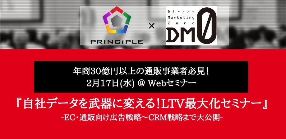 【使用】プリンシプル×DM0 LP(FV)-1