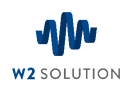 w2ソリューションロゴ