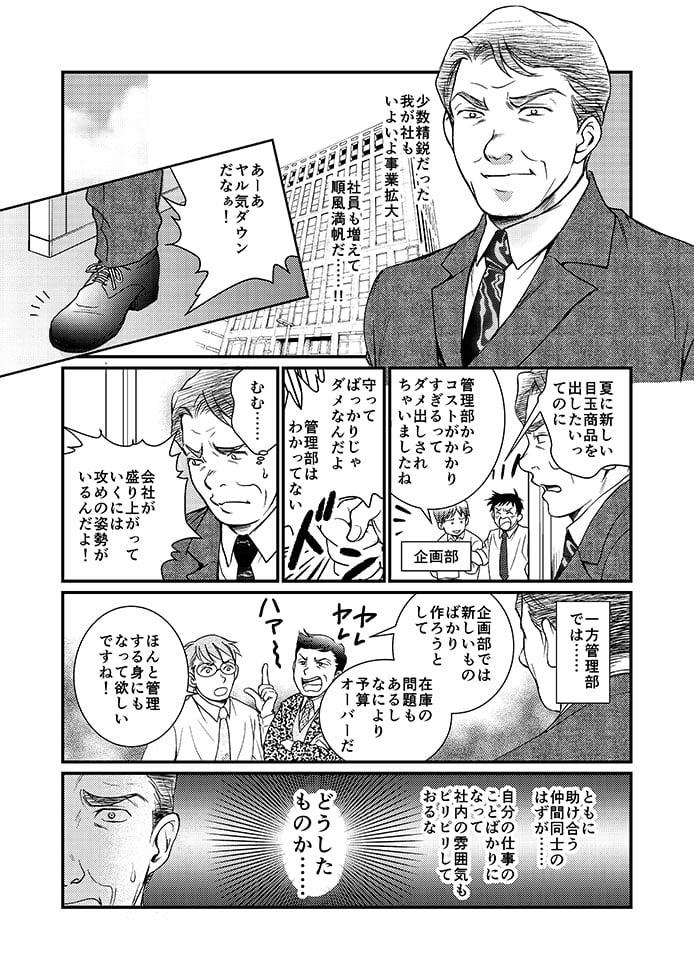DM0サービス内容_組織作り_前編