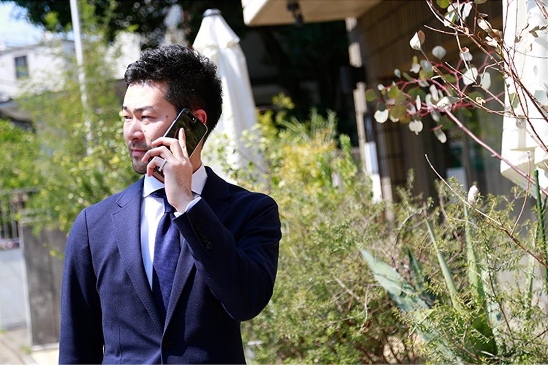 社員インタビュー ダイレクトマーケティングゼロ 樋口慎司 写真