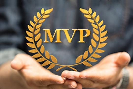 MVP表彰